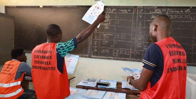 Togo-Elections municipales : les premiers chiffres du taux de participation avancés par le président de la CENI