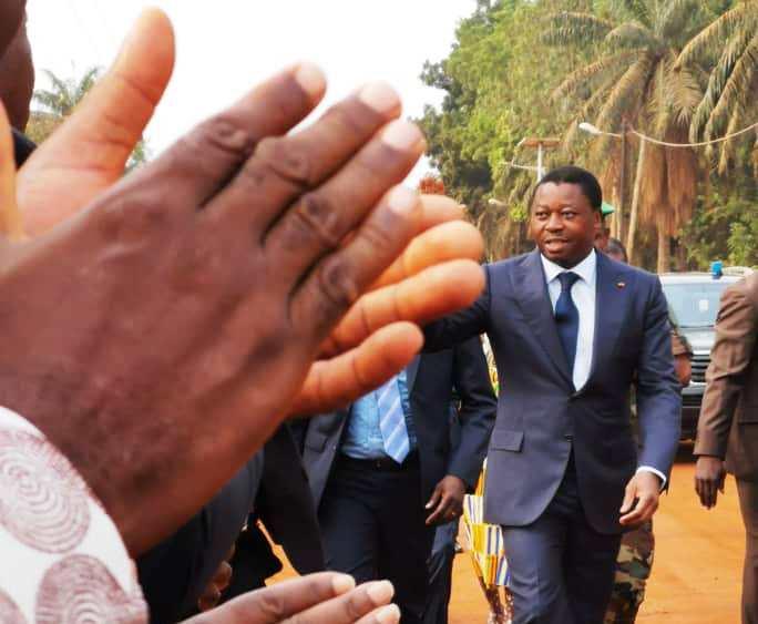 Togo, Tabligbo, Hahotoé, Faure E. Gnassingbé, Conseil des ministres, mercredi 13 février