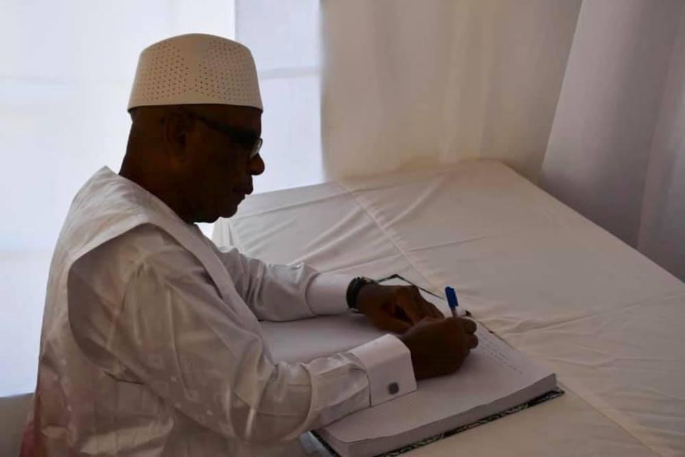Mali : la colère du président IBK fait tomber des têtes dans l'armée