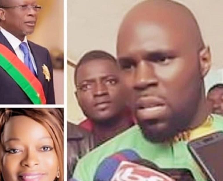 Affaire Reckya Madougou L'activiste franco-béninois Kemi Seba s'emmêle et parle