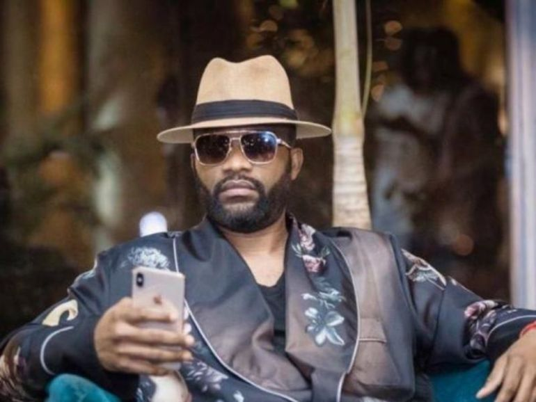 Hommage à Hamed Bakayoko ce selfie de Fally Ipupa enflamme la toile