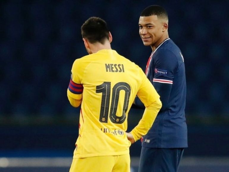 Mercato - PSG Kylian Mbappé fait des yeux doux à Lionel Messi