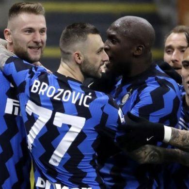 Serie A l'Inter Milan continue de creuser l'écart en tête