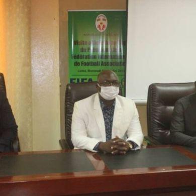 Togo Football les commissaires aux matchs outillés avant le démarrage des championnats