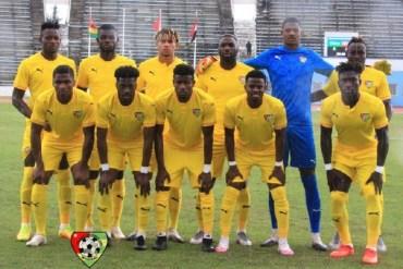 Classement FIFA les Éperviers du Togo dans une très mauvaise passe