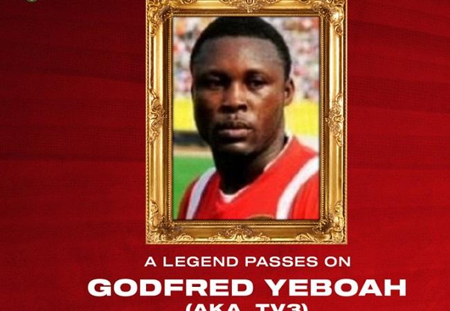 Ghana : les obsèques de cet ancien footballeur font le buzz sur la toile (photos)