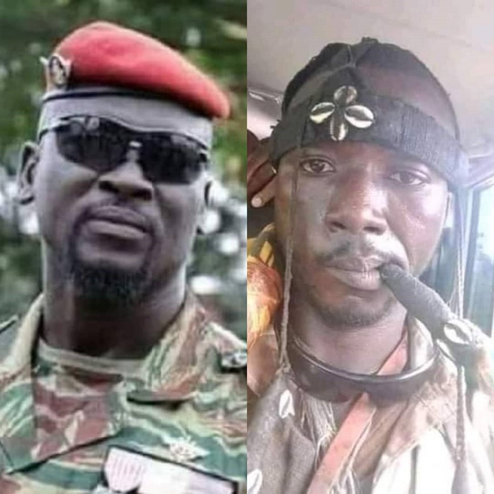 Guinée/Mamady Doumbouya : les populations inquiètes à cause de la brutalité de son marabout
