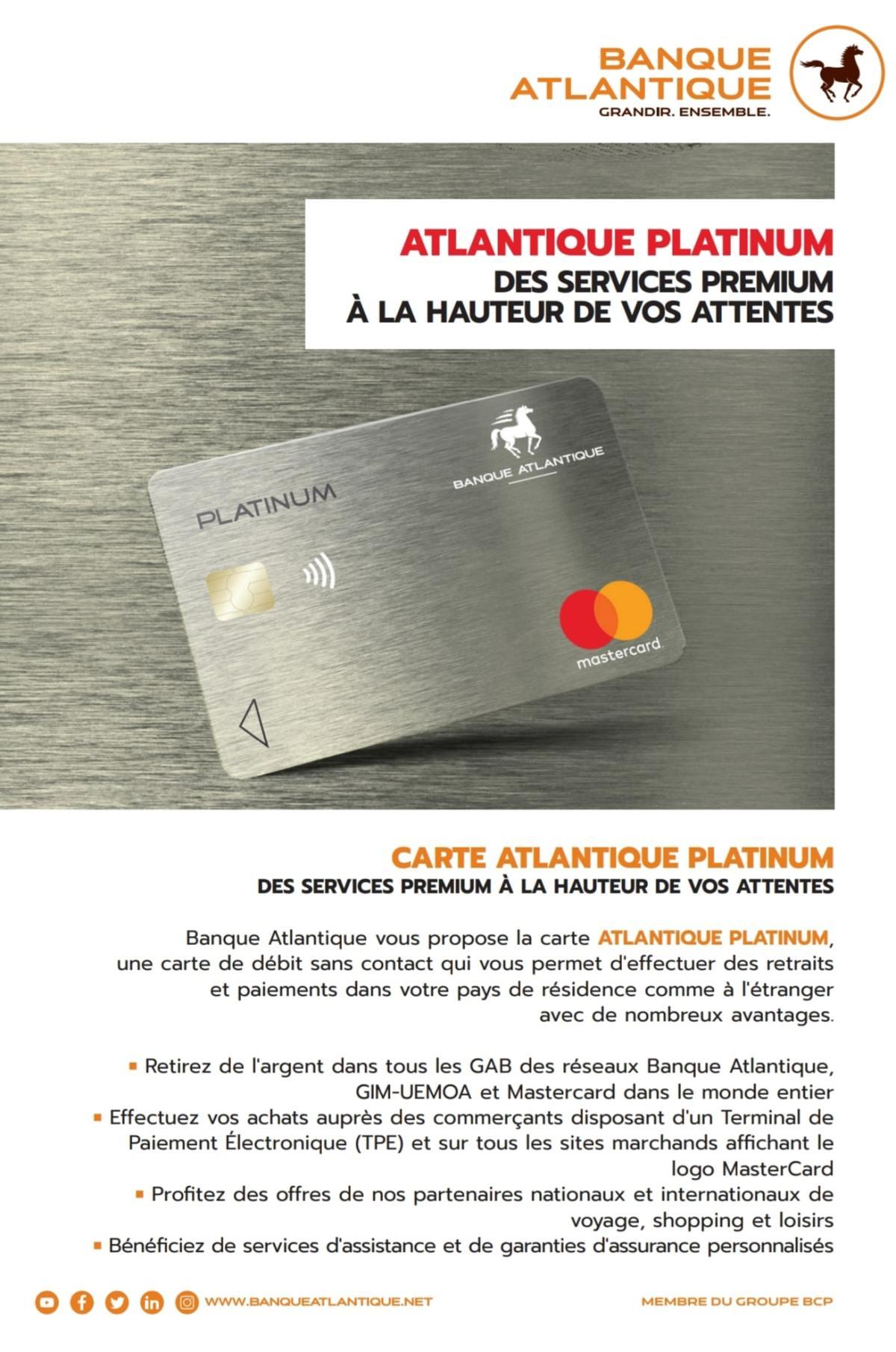 Platinium Card BAT