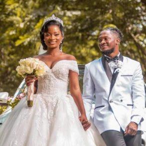 Côte d'Ivoire/Ange Freddy : ''Cette femme a changé ma vie, m'a rendu meilleur…'', l'humoriste charme la toile avec ce message à sa femme (photo)