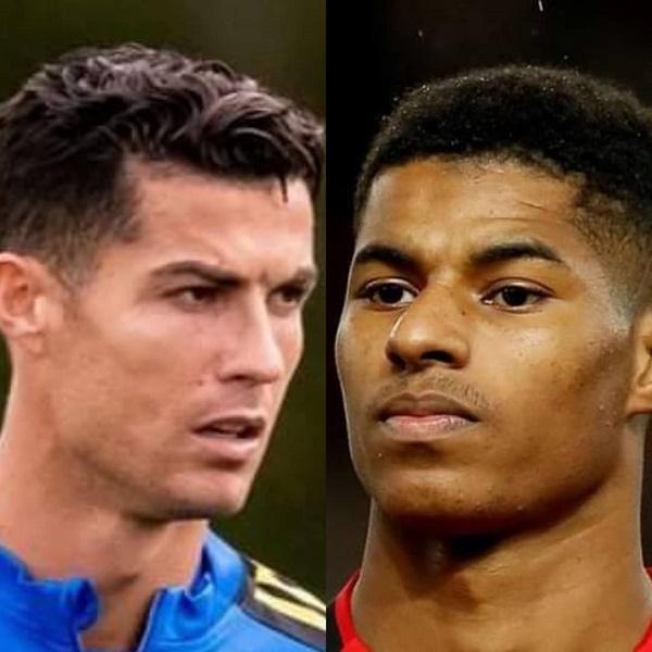 """Cristiano Ronaldo : """"J'ai joué dans la douleur pendant 11 mois'', son coéquipier Marcus Rashford fait des révélations suite à son opération chirurgicale"""