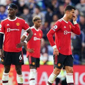 Manchester United : l'UEFA inflige une lourde sanction contre le club de Cristiano Ronaldo