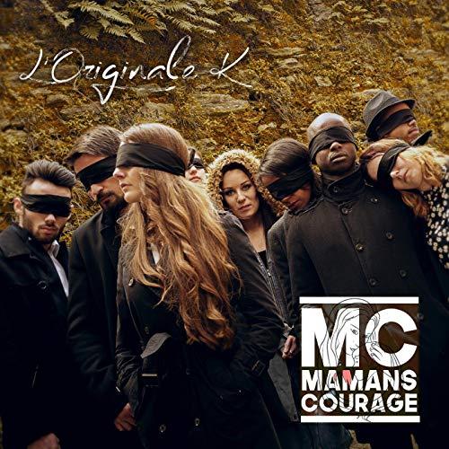 pochette album MC Maman courage