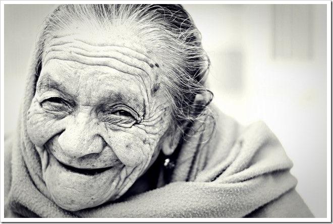 femme sourire vie amour