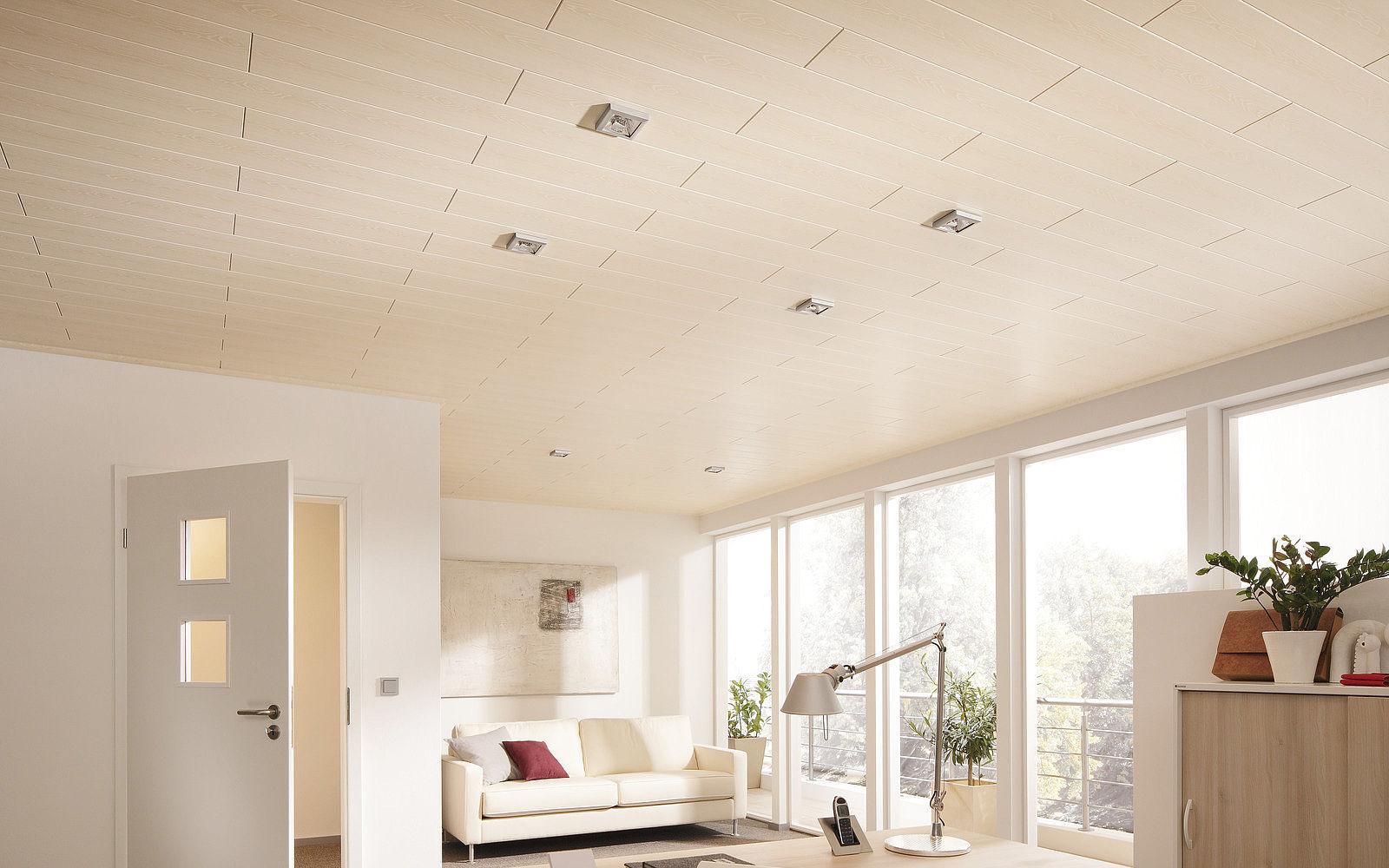 Vertafelung Streichen Ohne Schleifen Holzdecken 23 Wohnzimmer
