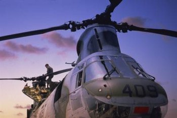 Private military companies provide support services to national armed forces.