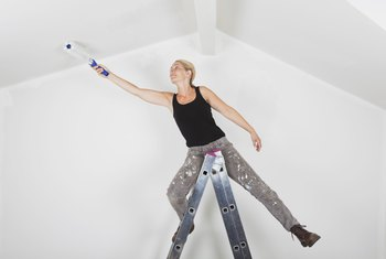 How To Minimize Streaking When Painting A Ceiling Home Guides Sf Gate