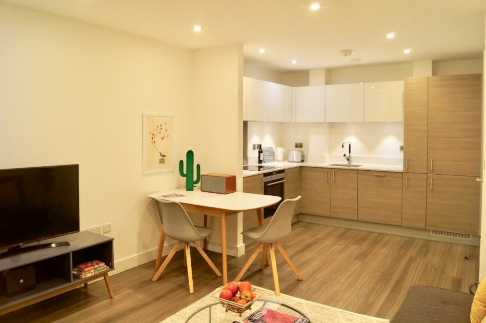Upstay Serviced Apartments Home