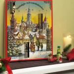 """Männer Geschenk: Nostalgie Adventskalender, gefüllt mit Weihnachts-Leckereien bei """"Westfalia"""""""