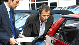 Car lease (Getty Images)