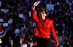 Candidata a la vicepresidencia por el partido republicano, Sarah Palin / AP
