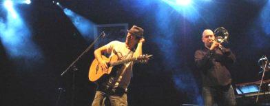 Jason Mraz. Foto: Panca Syurkan / Tempo