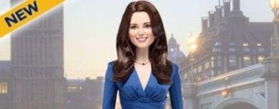 Barbie Kate Middleton dok: Yahoo!shine