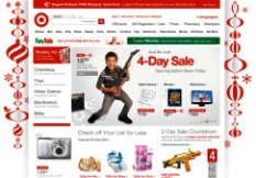 Target.com Cyber Monday Sales and Deals