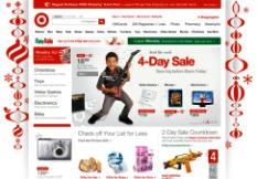 Target.com Cyber Monday Sales and Deals