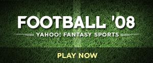 Football '08 Yahoo! Fantasy Football - Play Now