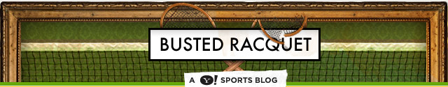 Busted Racquet - Tennis