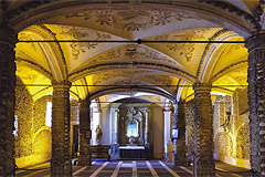 Chapel Of Bones (Evora, Portugal)