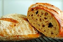 Sourdough bread from San Francisco