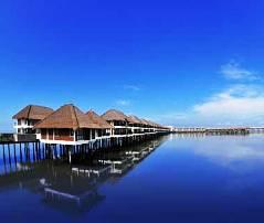 Golden Palm Tree Sea Villas & Spa, Sepang, Malaysia