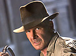 Harrison Ford resurrects Indiana Jones
