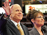 John McCain and Sarah Palin (AP)