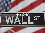 Street sign of the Wall Street (AP)