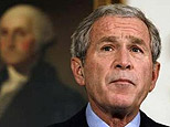 President George W. Bush speaks about the economic rescue plan at the White House in Washington September 30, 2008. (Reuters)