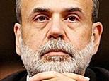 Federal Reserve Chairman Ben Bernanke. (AFP)
