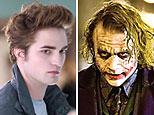 Edward Cullen v The Joker