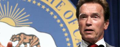 Calif. Gov. Arnold Schwarzenegger (AP/Rich Pedroncelli)