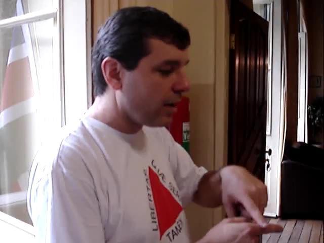 Entrevista com Professor Cesar Henrique Barra @ Yahoo! Video