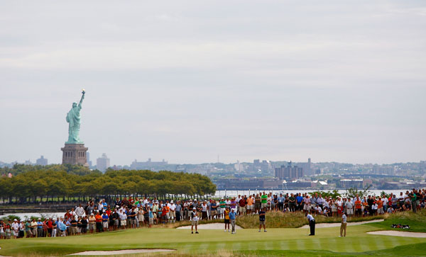 Half-off Liberty National initiation fee! Now only a quarter-mil!