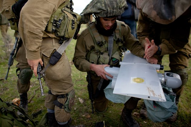 Israeli Troops Showcase Rapid …