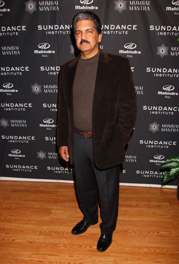 Sundance Institute Mahindra Global Filmmaking Award Reception - 2012 Sundance Film Festival
