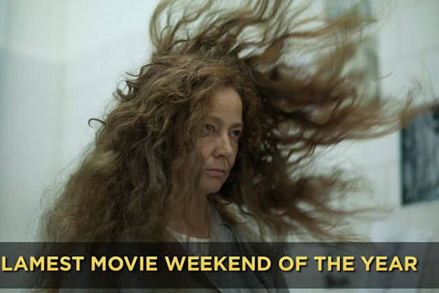 The Lamest Movie Weekend of the Year