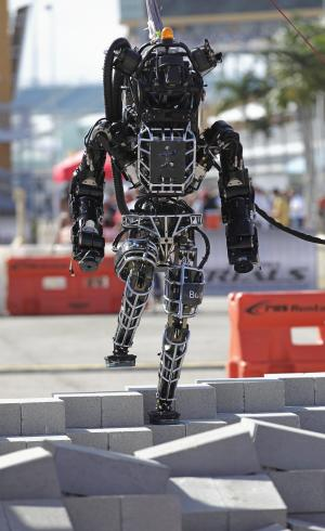 Boston Dynamics' Atlas robot