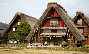 Shirakawa-go (Photo: Ekaterina Pokrovsky / Dreamstime.com)