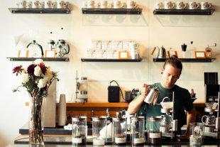 Four Barrel Café