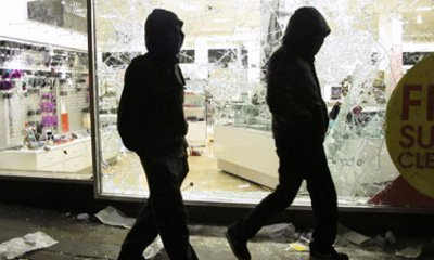 Looting Suspects Face Magistrates In Croydon