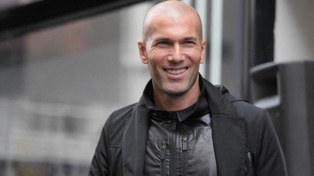 Zinédine Zidane, 2012, Marseille